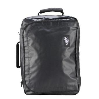 CabinZero Urban 42L Messenger/Backpack (Absolute Black)