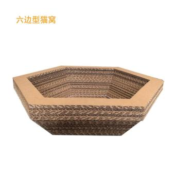 Corrugated cat litter Cat Scratch board toy supplies
