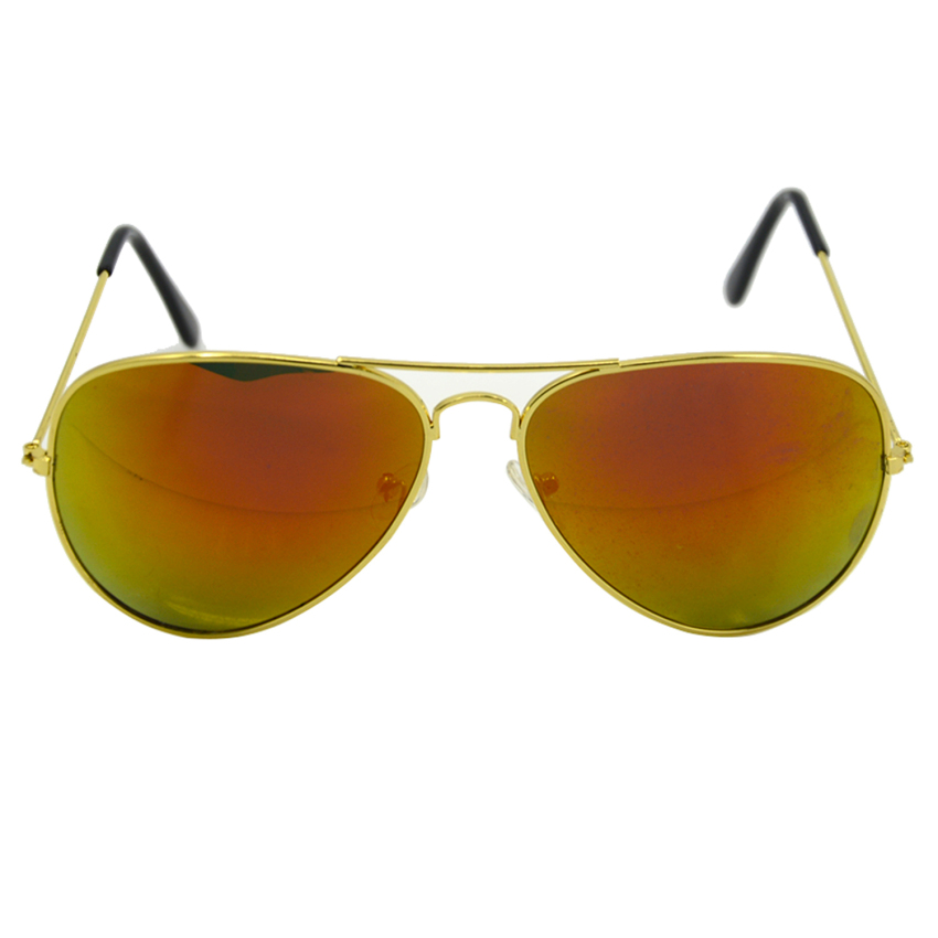 polarized mirrored aviator sunglasses 28wk  Fashionable Retro Vintage Colored Polarized UV400 Aviator