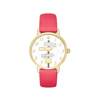 Kate Spade New York Metro Neon KSW1127 Watch