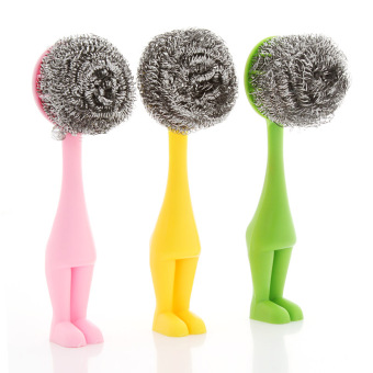 Kitchen tool brush cleaning brush