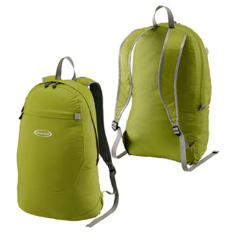 MontBell Pocketable Light Pack 15L TEGN Green