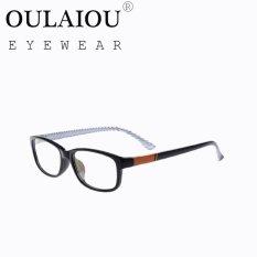 Oulaiou Fashion Accessories Anti fatigue Trendy Eyewear Reading Glasses OJ605 intl .