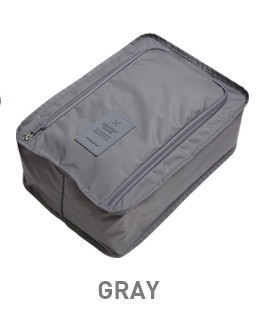 Outdoor travel supplies dress shoe can be portable shoes storage box travel portable folding shoe bag waterproof shoe covers
