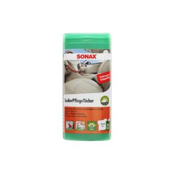 Sonax Leather Car Wipes