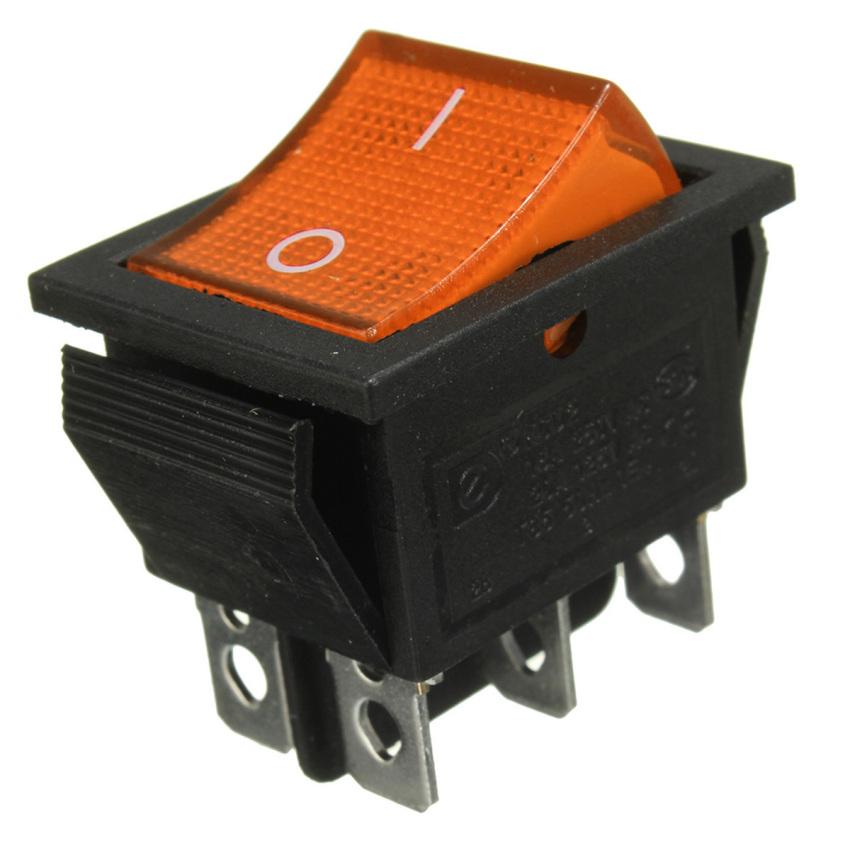 harga oem car led on-off illuminated switch auto marine - otomotif, Wiring diagram