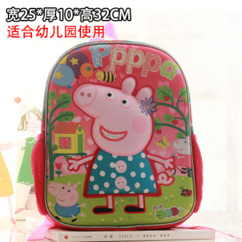 Wang Wangli large 3D team dog patrol team kindergarten school bags