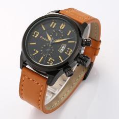 ... Ybc Men Fashion Casual Business Simple Pu Leather Display Date Source YBC Men Fashion PU Leather