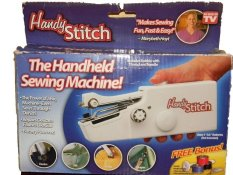 as seen on tv sewing machine