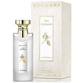 bvlgari eau parfumee au the blanc edc 75ml lazada singapore. Black Bedroom Furniture Sets. Home Design Ideas