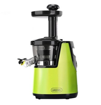 Greenis Vertical Slow Juicer F 9010 : Greenis Slow Juicer F-9010 (Green) Lazada Singapore