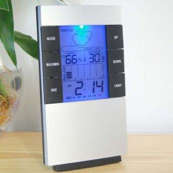 Indoor digital hygrometer thermometer temperature humidity for Indoor design temperature
