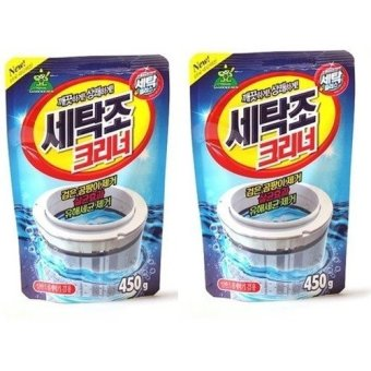 Sandokkaebi Washing Machine Tub Cleaner 450g 2pcs Export