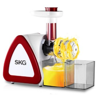 SKG 1354 Slow Juicer - 7 IN 1 Multi Function -- Noodle Maker/ Meat Grinder/ Food Processor/ Slow ...