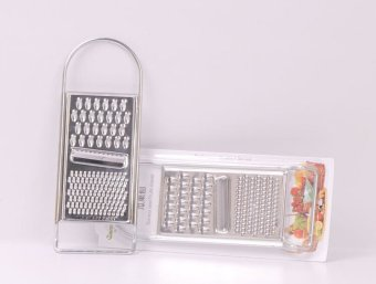 Stainless Steel Carrot Vegetable Shred Kitchen Tool Graters Peelers