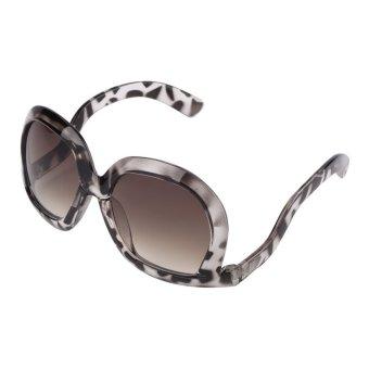 Bent Frame On Glasses : YKS Women Retro Fashion Oversized Sunglasses Square Leg ...