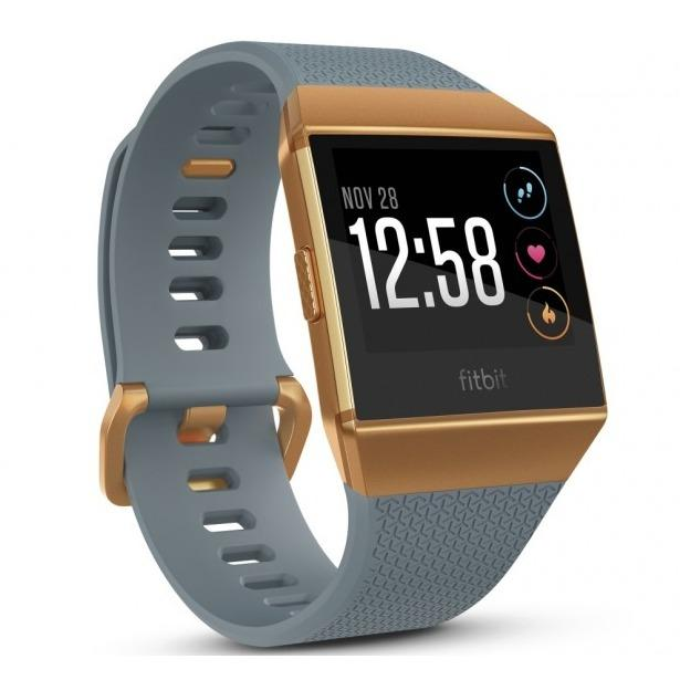 Review Fitbit Ionic Smart Watch With 2 Sizes Strap Fitbit