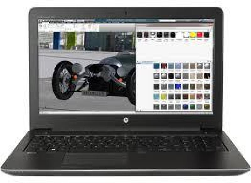 HP ZBook 15 G4 Mobile Workstation i7 7820HQ 15.6 16GB / 512GB BRAND NEW NOTEBOOK