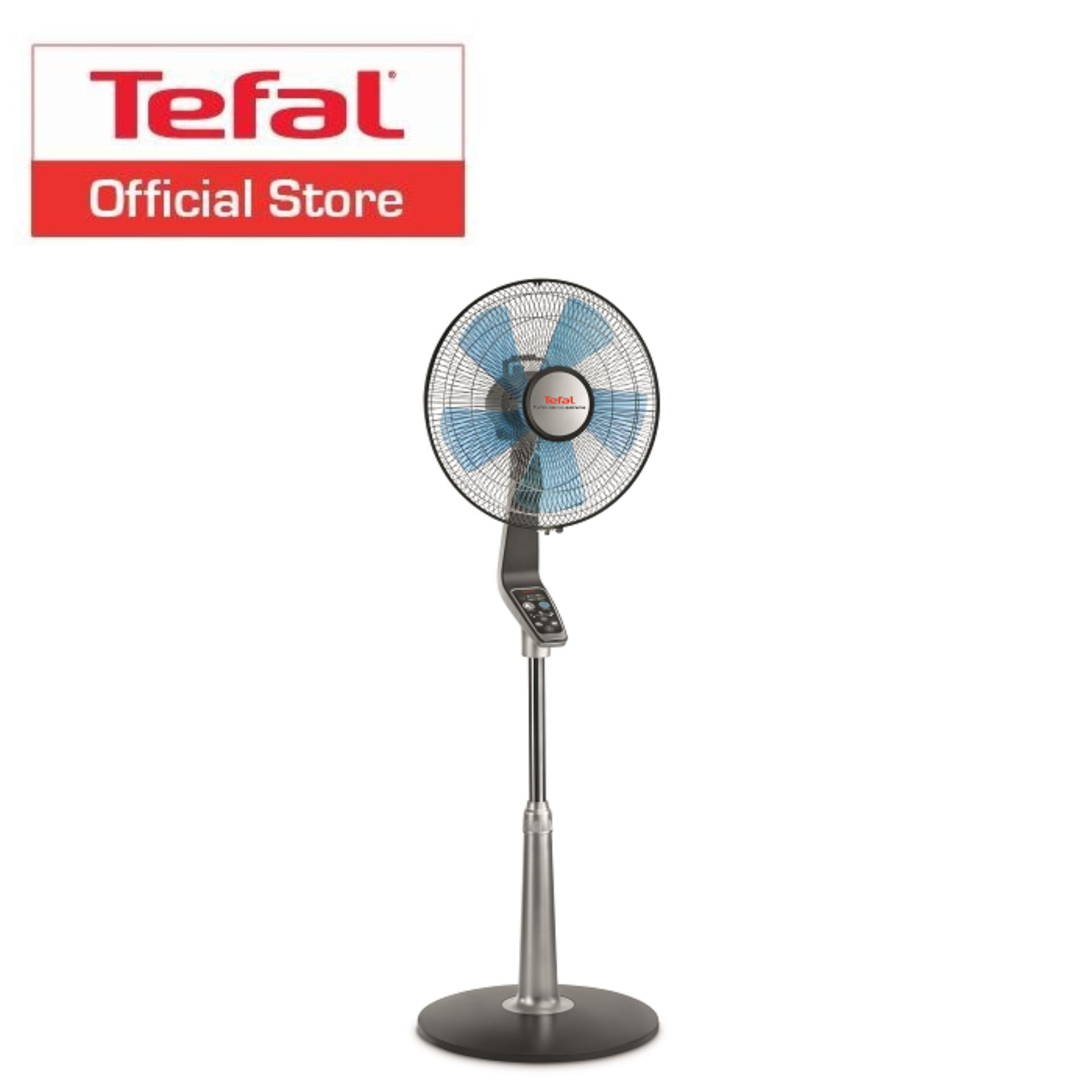 Compare Prices For Tefal Turbo Silence Extreme Remote Stand Fan Vf5670