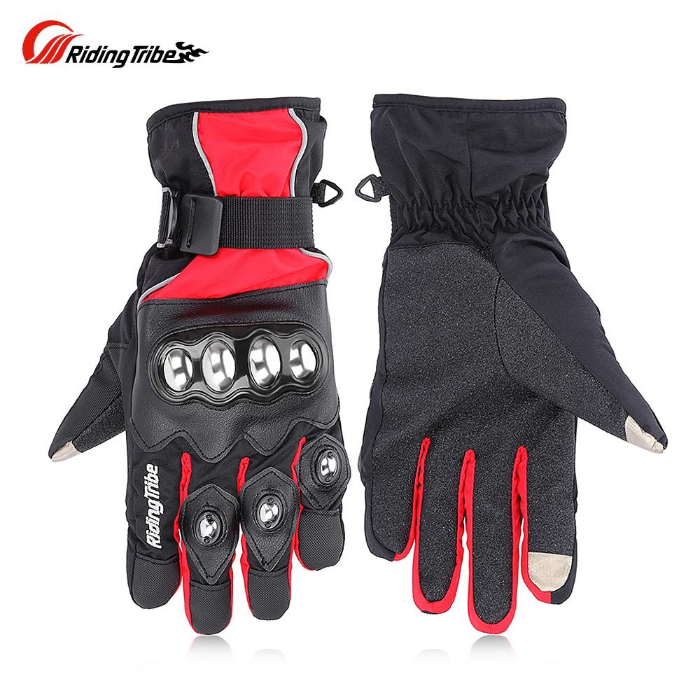 Buy Minicar Blue Riding Tribe Hx 04 Motorcycle Racing Gloves L Intl