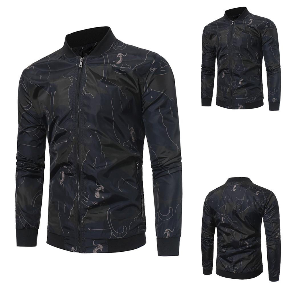 ab7658af8de Qarashop Korean fashion casual style Men s Outdoors Jacket Winter Waterproof  Soft Shell Windbreaker Warm Jacket Coat