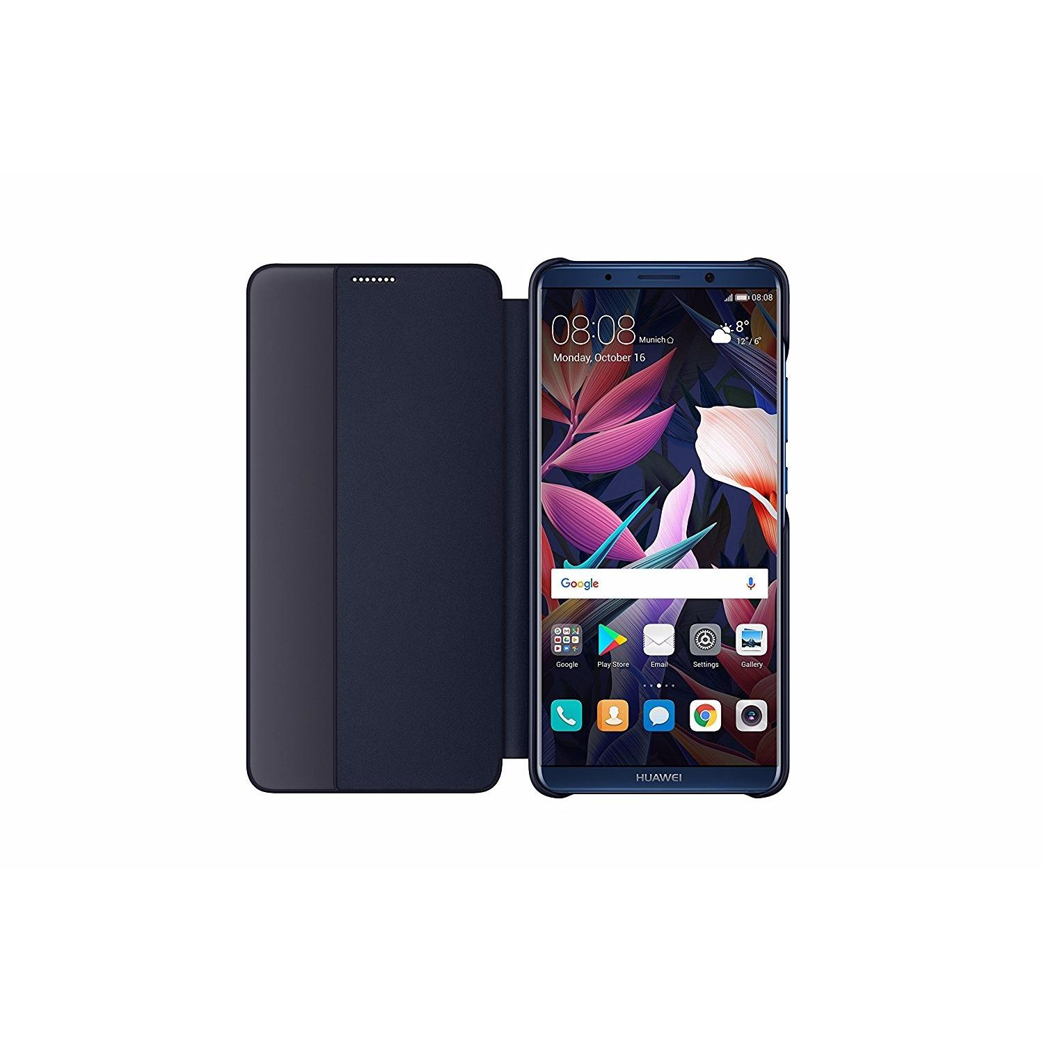 Huawei Mate 10 Pro Smart View Flip Case Cover With Smart Window And Auto Screen Sleep Wake Discount Code