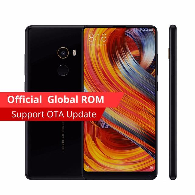 Sale Xiaomi Mi Mix 2 6Gb Ram 64Gb Snapdragon 835 Black Export Xiaomi Original