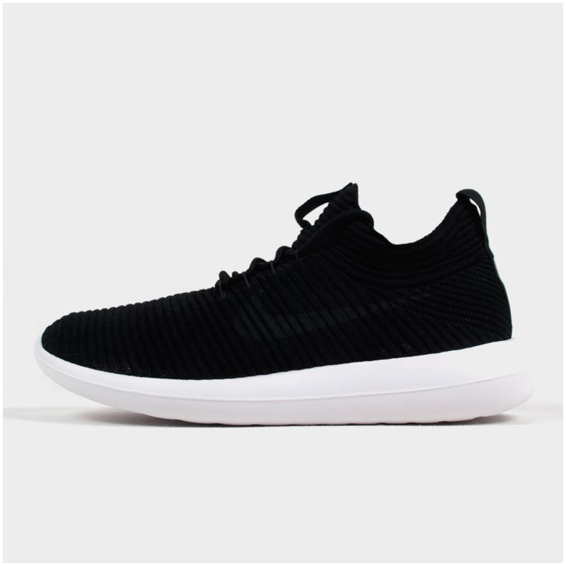 2e719af8be Nike Woman Autumn Roshe Two Athletic Shoes Cushioning Leisure Fly Line Running  Shoes 917688-001