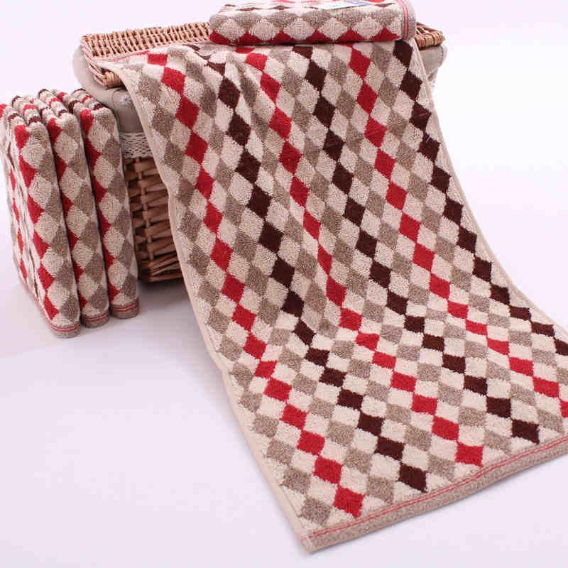 KING SHORE katun Murni handuk Produk Asli Lembut menyerap air dewasa Pencuci muka handuk model pasangan