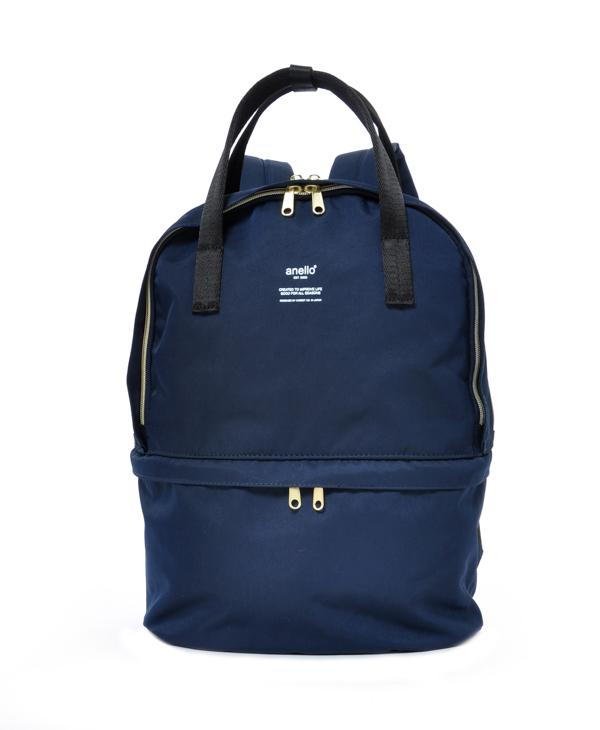 Anello 2 Layers Multi Function Backpack At C 1841