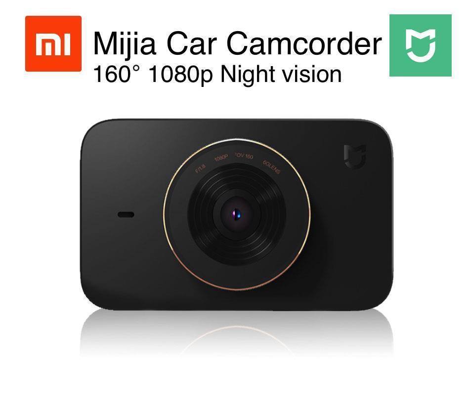 Compare Price New 2018 Original Xiaomi Mi Mijia Smart Car Dvr Camera Recorder Dashcam Car Camera Cctv Xiaomi On Singapore