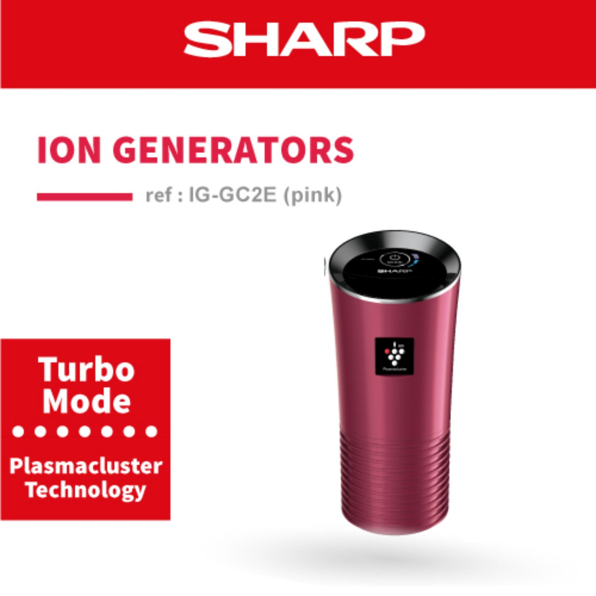 Sharp Plasmacluster Car Ion Generator Ig Gc2E Sharp Discount