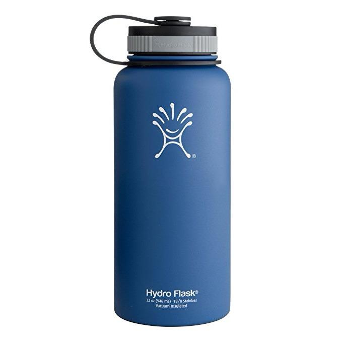 Hydro Flask 32Oz Insulated Stainless Steel Vacuum Insulated Water Bottle 946Ml Outdoor Coolers Double Wall Kettle Standard Wide Mouth Thermos Coupon