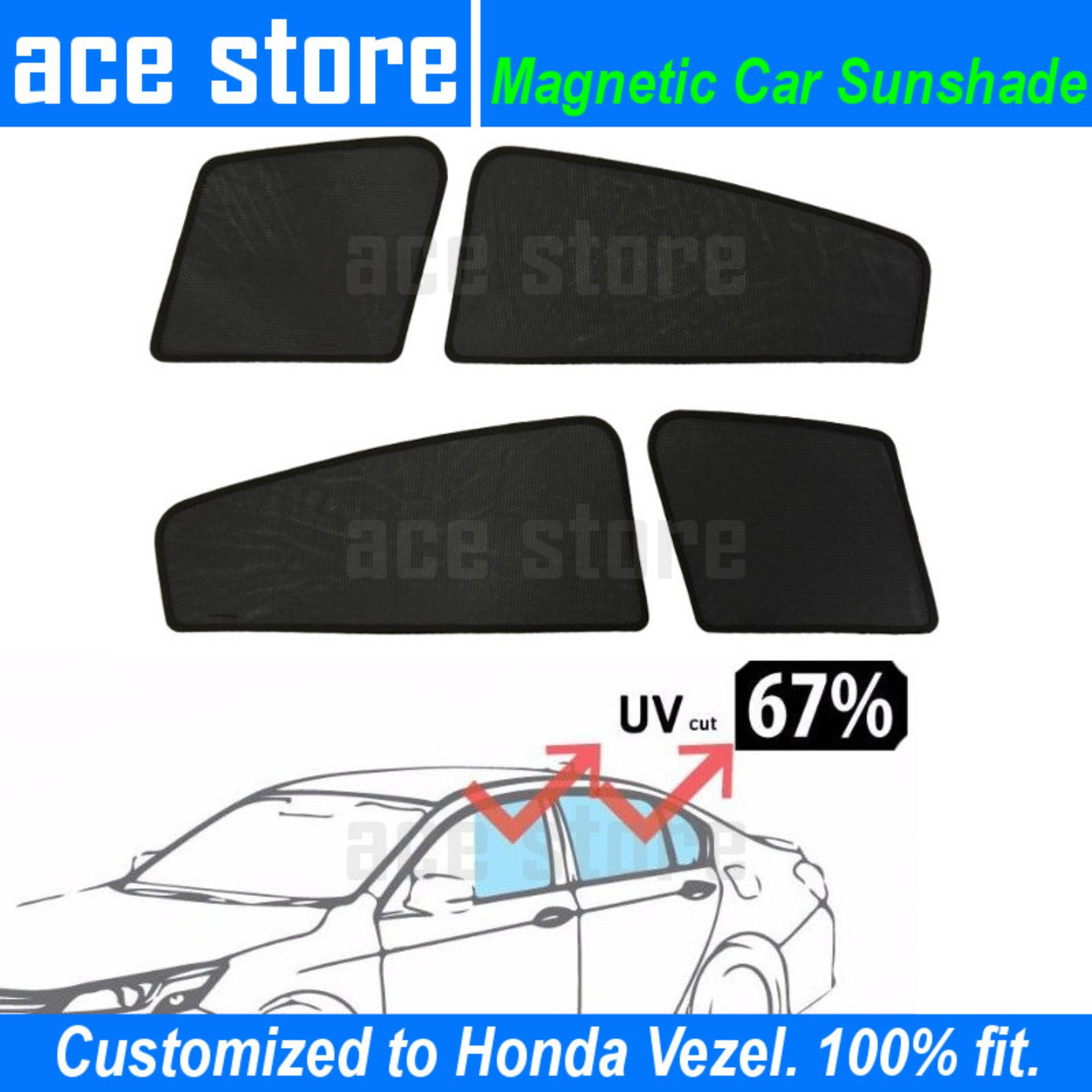 Sale Magnetic Sunshade For Car Honda Vezel Ace Store On Singapore