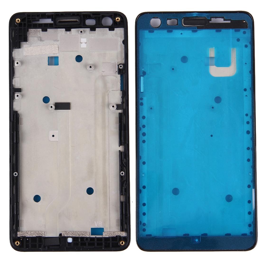 Xiaomi Redmi 2 Hunian Depan Bingkai Bezel LCD (Hitam)