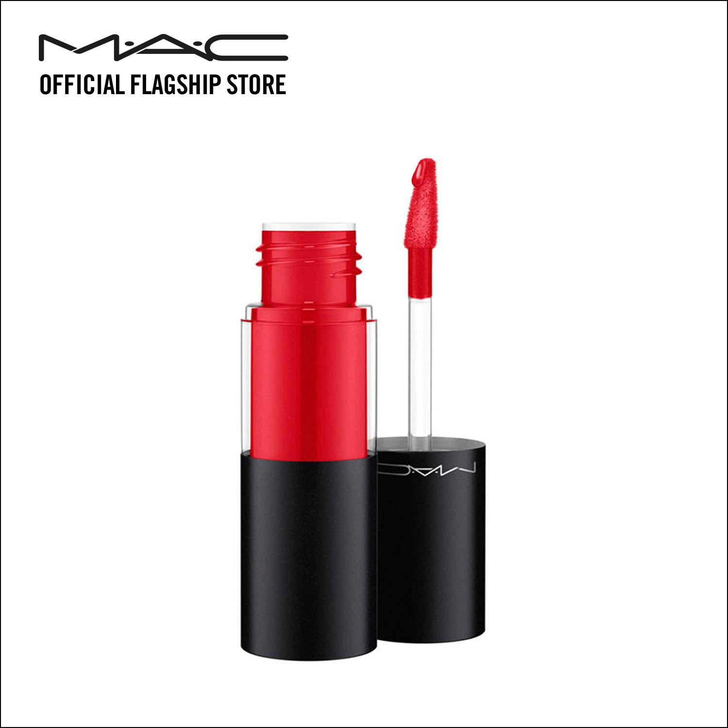 MAC PRO LONGWEAR GLOSSY STAIN - RESILIENT ROUGE Philippines