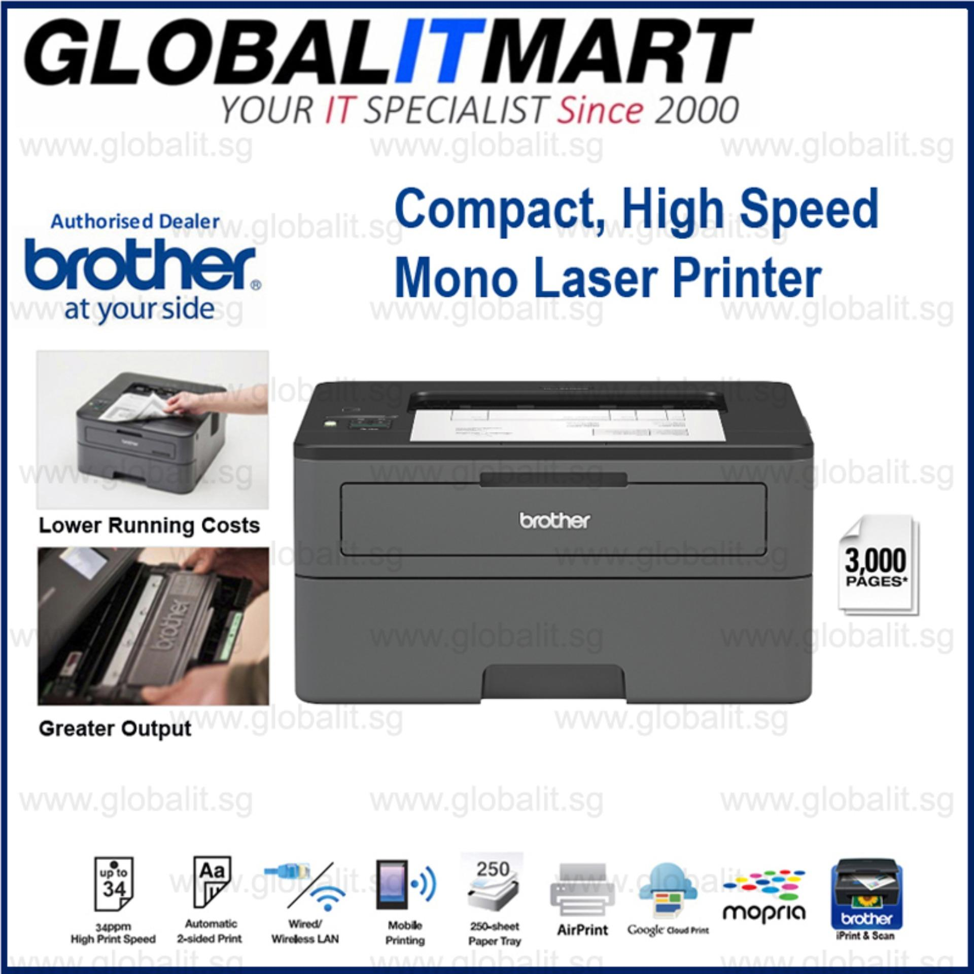 Buy Brother Hl L2375Dw Mono Laser Printers Brother Cheap