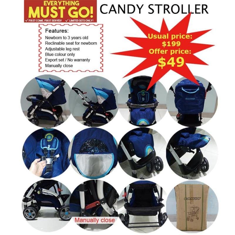 CANDY STROLLER - $49 Singapore