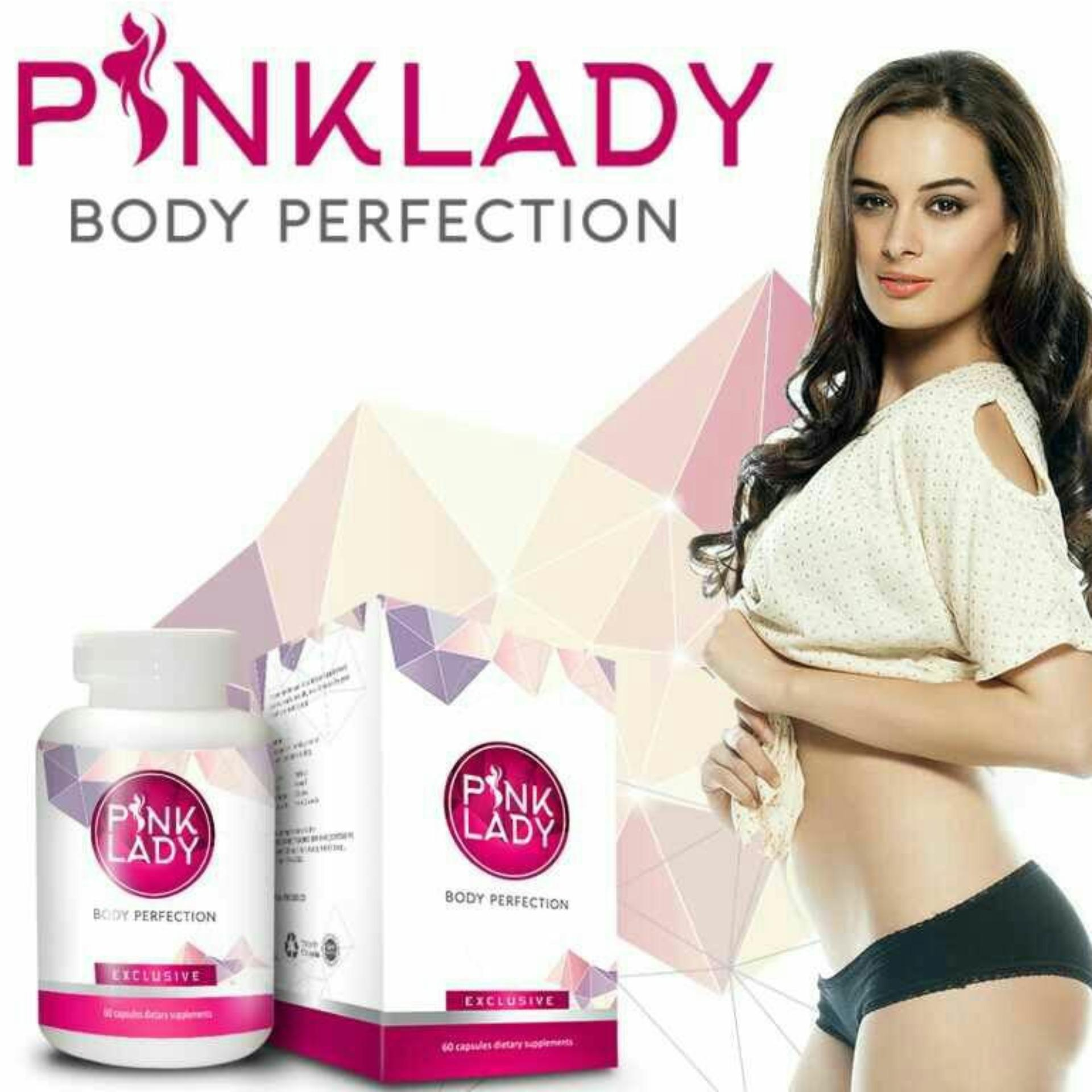 Pink Lady Body Perfection Womens Health Supplement (60 Capsules) By The Bro Store.
