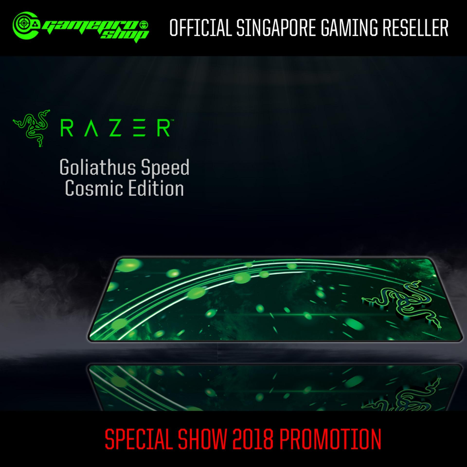 Coupon Razer Goliathus Speed Cosmic Edition Extended Gss Promo