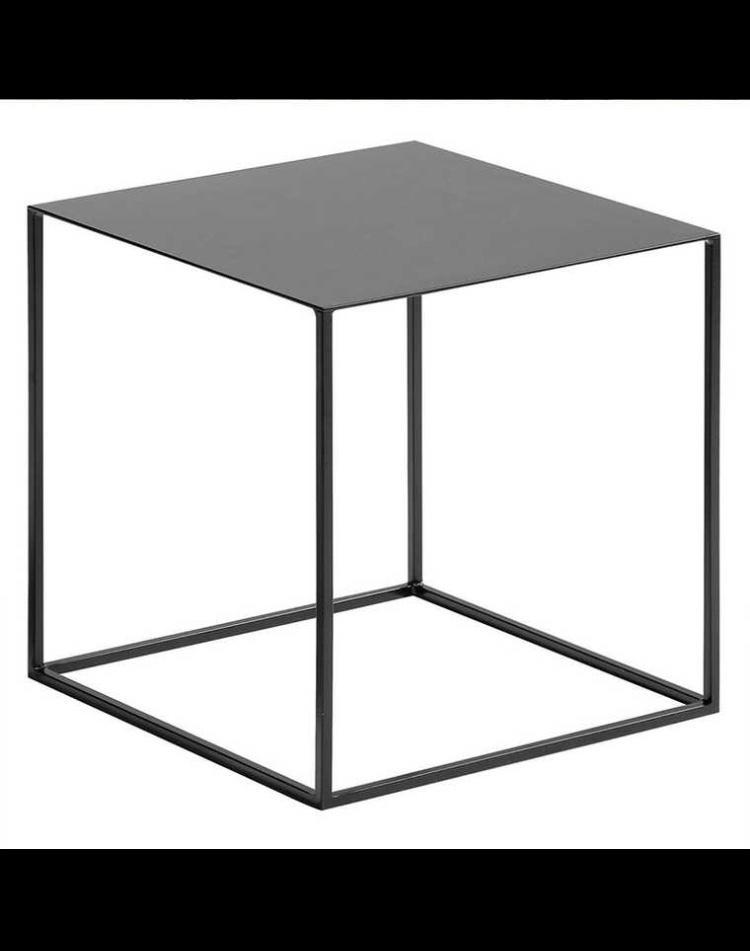 Minimalist side/coffee table (Black)