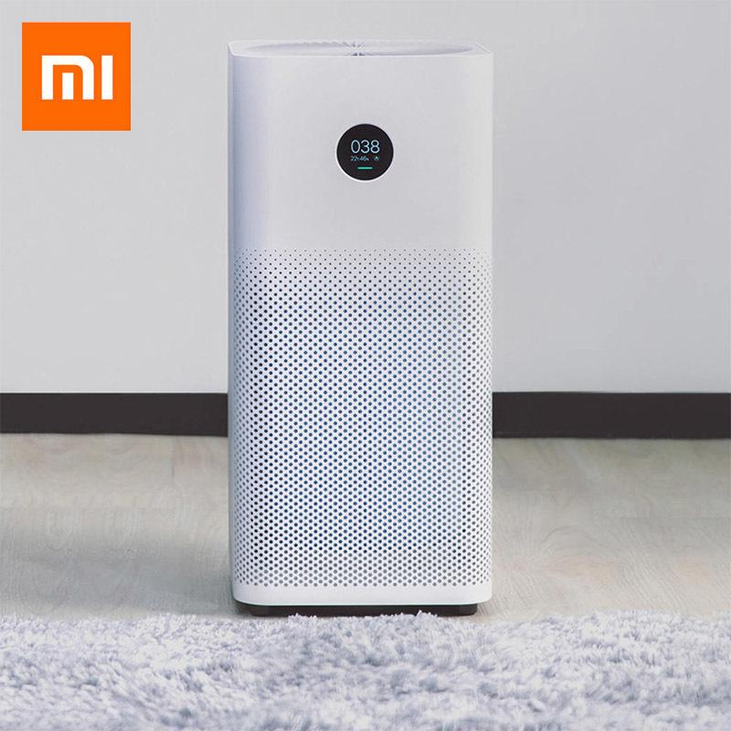 Retail Lm1631 New Xiaomi Mi Air Purifier 2S For Formaldehyde Cleaning Intelligent Household Hepa Filter Smart App Wifi Rc