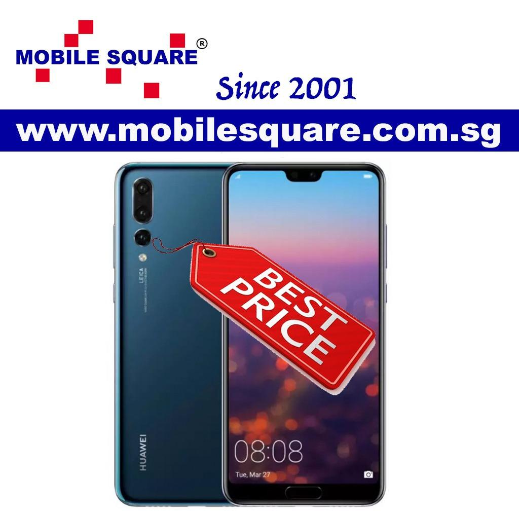 Who Sells Huawei P20 Pro 128Gb 6Gb Ram The Cheapest