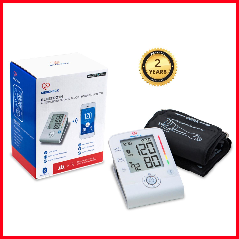 Best Price Bluetooth Upper Arm Digital Blood Pressure Monitor 2 Year Local Singapore Warranty