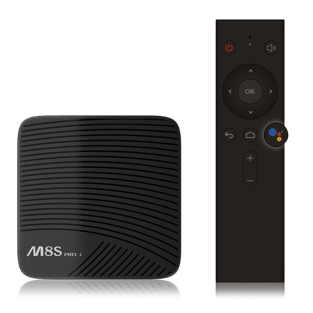 Mecool M8S Pro L 4K Tv Box Amlogic S912 Cortex A53 Cpu Bluetooth 4 1 Hs Voice Remote Control 3Gb Ram 32Gb Rom Uk Plug Reviews