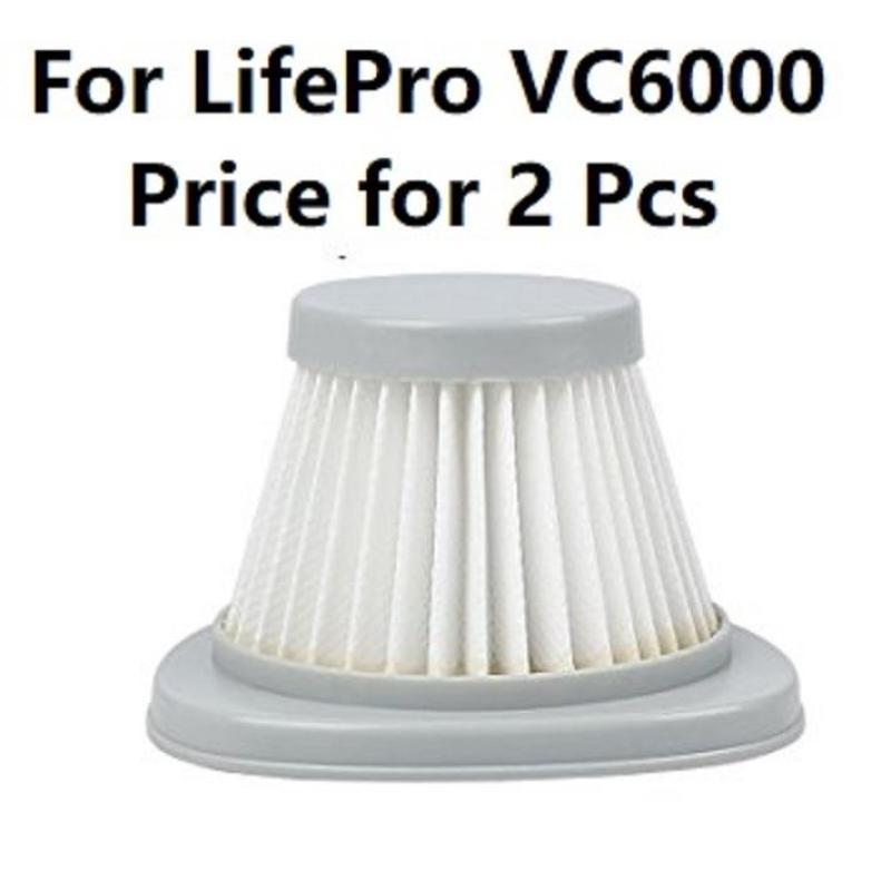 【2 pcs】Lifepro Portable Vacuum  Cleaner VC6000/ VC8000/ VC9000 Accessory Filter HEPA Singapore