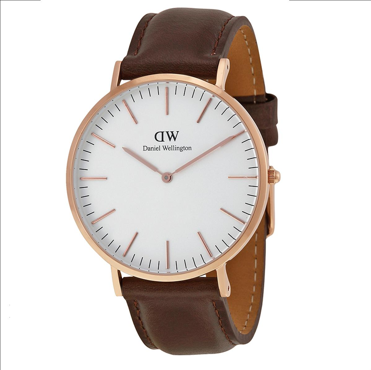 Get The Best Price For Daniel Wellington Classic Bristol Rose Gold Or Silver 36Mm