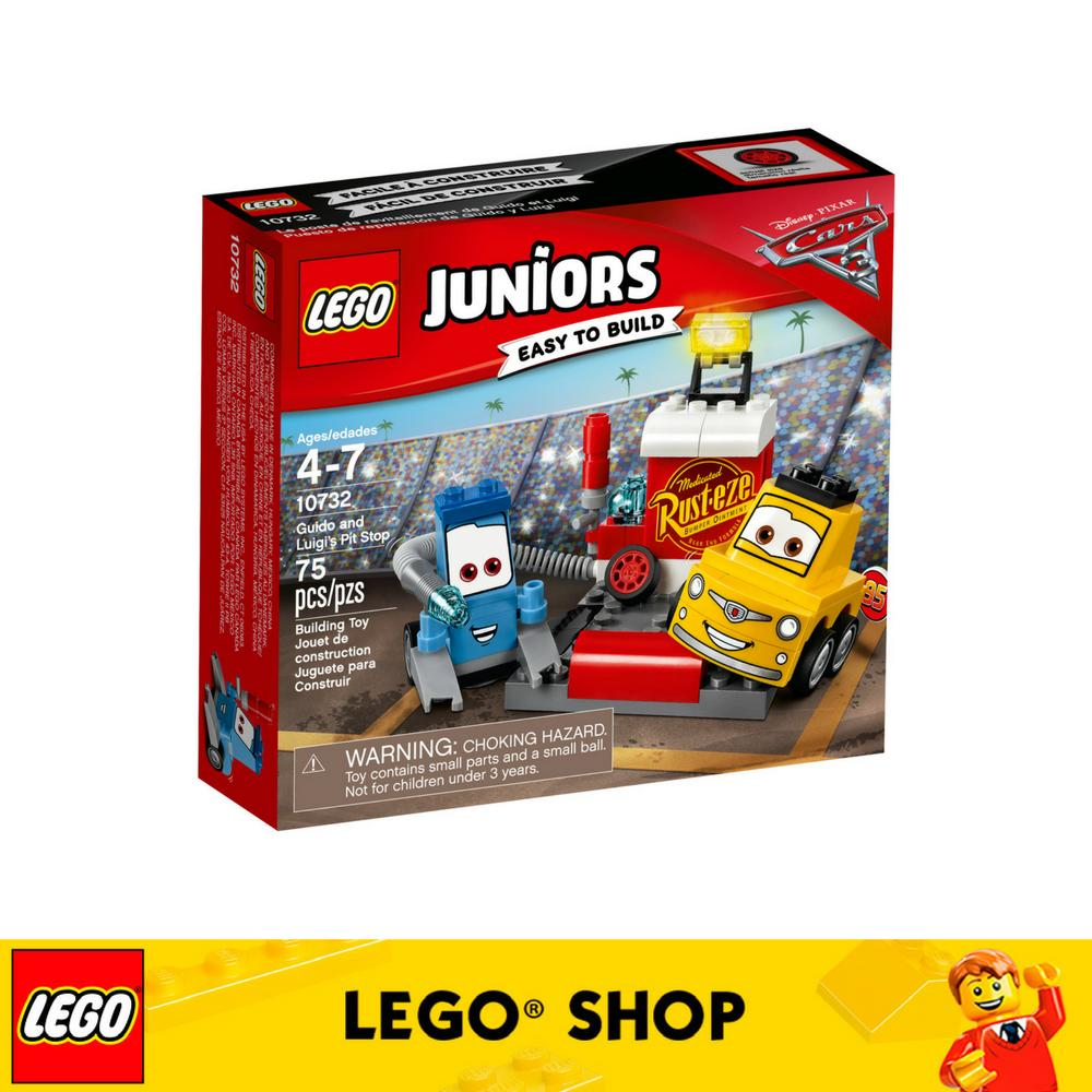 Lego® Guido And Luigi S Pit Stop 10732 Best Price