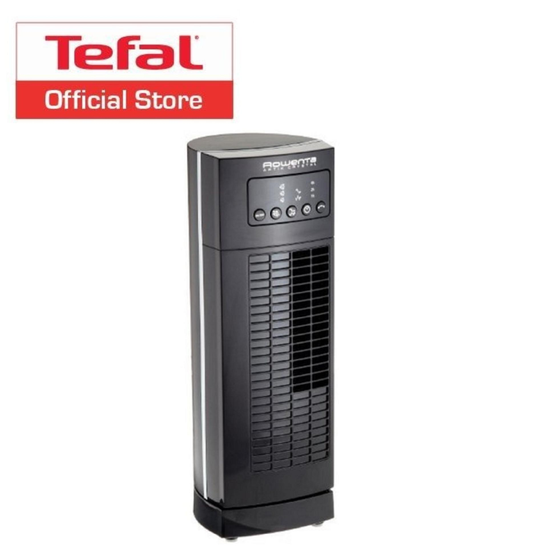 Tefal Crystal Artik Mini Tower Fan Vu9050 On Line