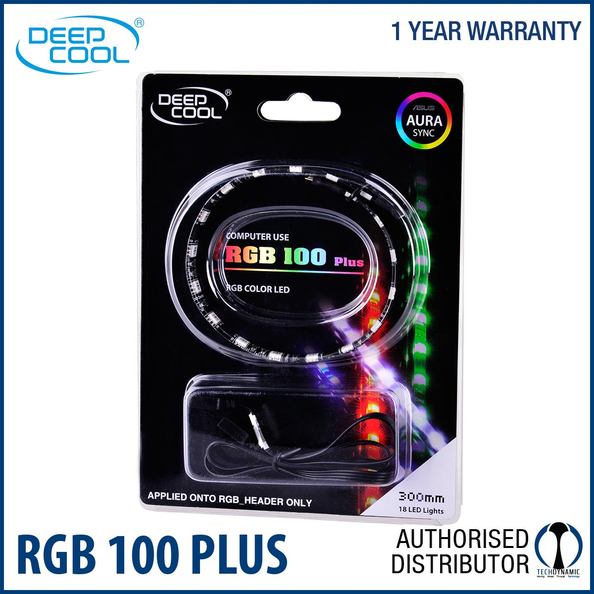 Deepcool Rgb 100 Plus Led Strip Coupon Code